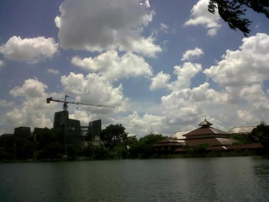 Danau Kenanga UI