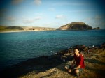 That's me on Tanjung Aan :)
