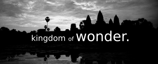 kingdom of wonder