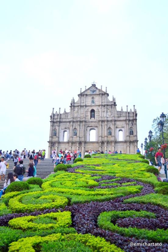 Sao Paulo Cathedral. One of UNESCO World Heritage